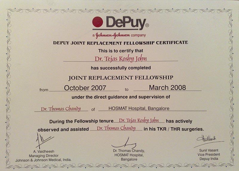Regenerative Medicine Specialist | Best Orthopedic surgeon